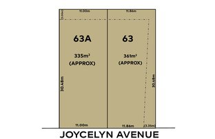 Picture of 63 & 63a Joycelyn Ave, Surrey Downs SA 5126