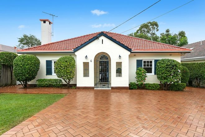Picture of 6 Koola Avenue, KILLARA NSW 2071