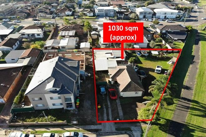 Picture of 84 Station Street, GUILDFORD NSW 2161