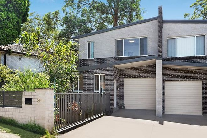 Picture of 53 Evans Road, TELOPEA NSW 2117
