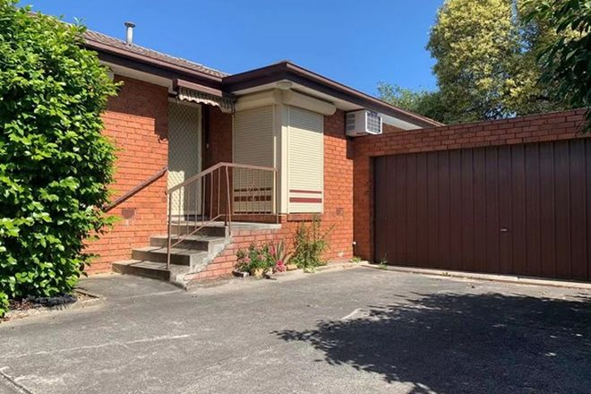 Picture of 3/33 Shannon Street, BOX HILL NORTH VIC 3129