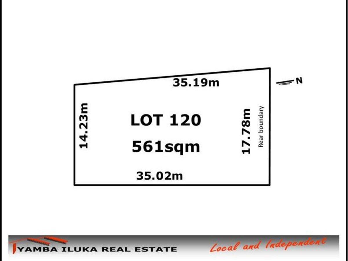 Lot 120 -22 Carrs Drive, Yamba NSW 2464, Image 1
