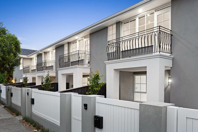 Picture of 3/1 Stockdale Avenue, CLAYTON VIC 3168