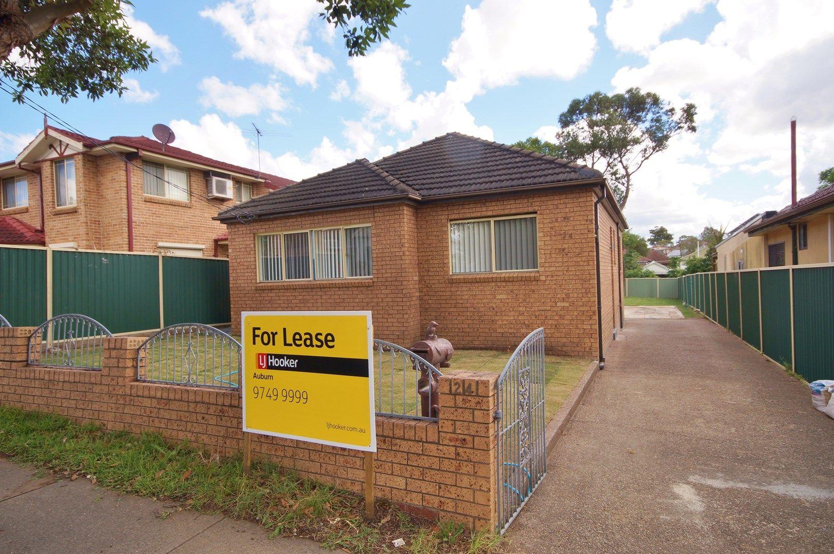 24 Oxford St, Lidcombe NSW 2141, Image 0