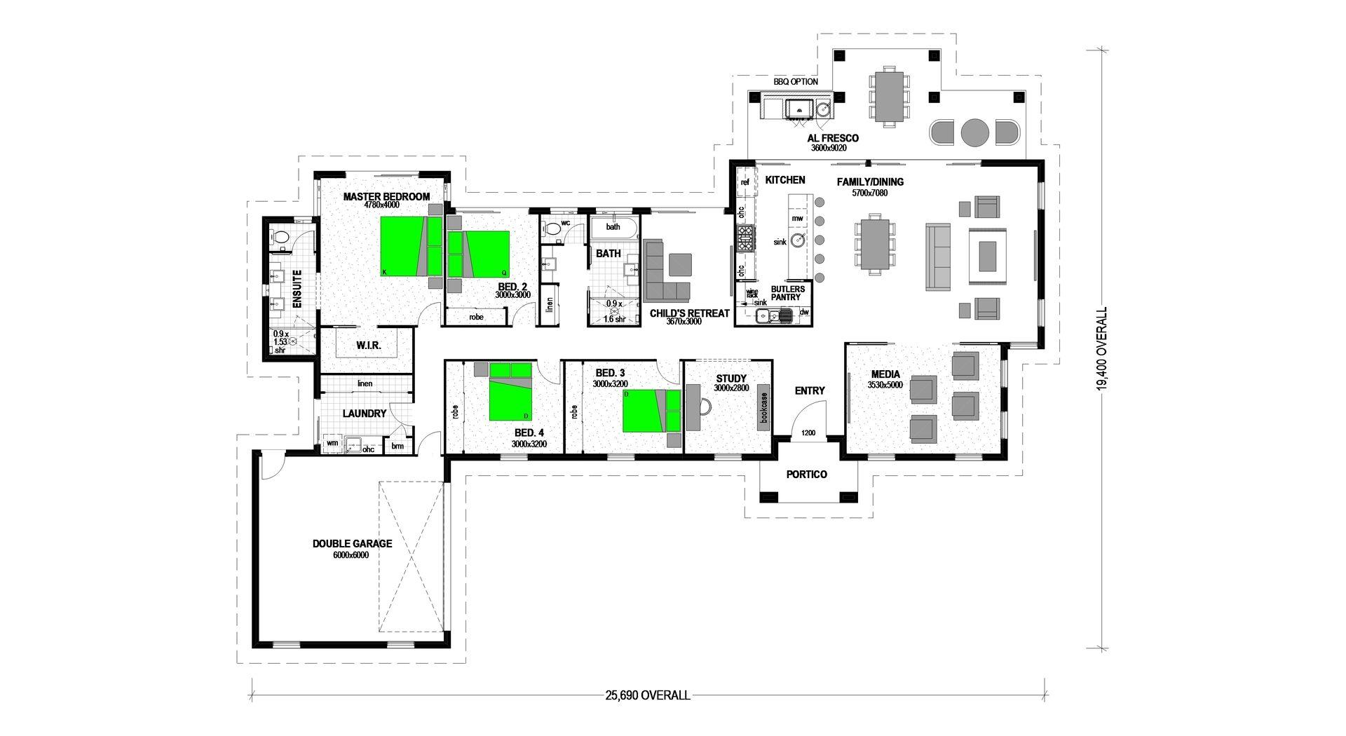 Lot 5 McKenzie Park, Cranley QLD 4350, Image 1