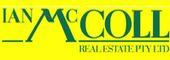 Logo for Ian McColl Real Estate Pty Ltd