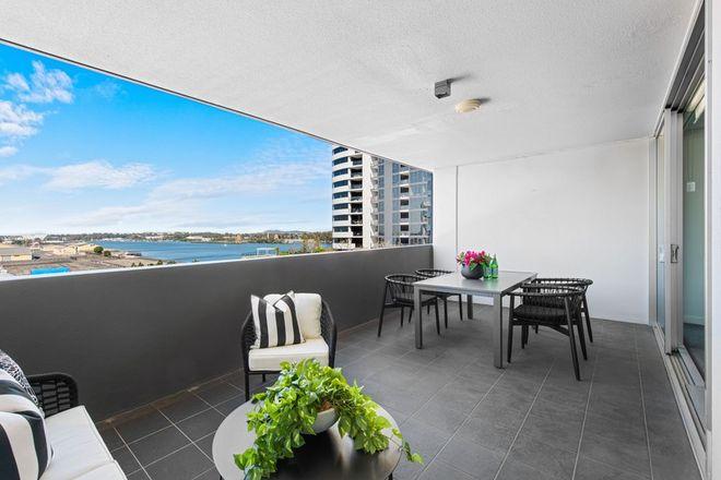 Picture of 851/43 Hercules Street, HAMILTON QLD 4007