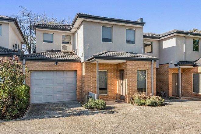 Picture of 3/46 Barcelona Street, BOX HILL VIC 3128