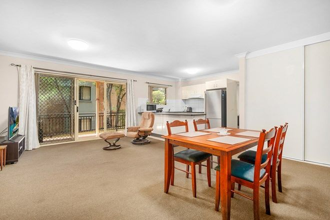 Picture of 4/56-60 Marlborough Road, HOMEBUSH WEST NSW 2140