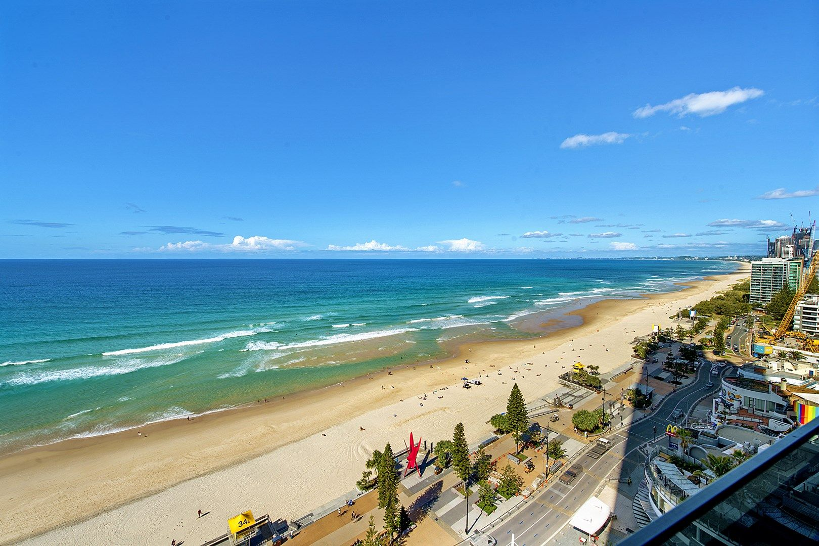 "1603 ""Peppers Soul"" 4-14 The Esplanade, Surfers Paradise QLD 4217, Image 0"