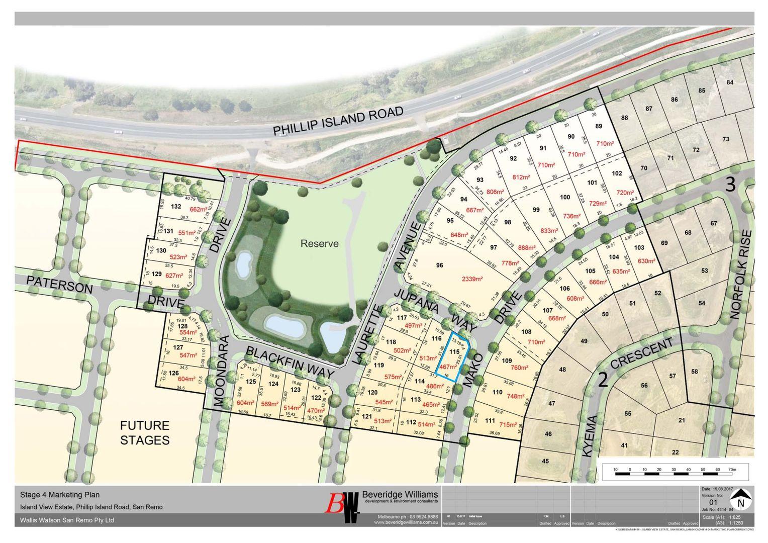 Lot 115 Jupana Way, San Remo VIC 3925, Image 1