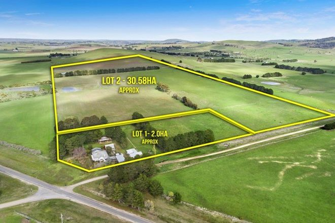 Picture of Option 2-1073 Coghills Creek Rd, COGHILLS CREEK VIC 3364