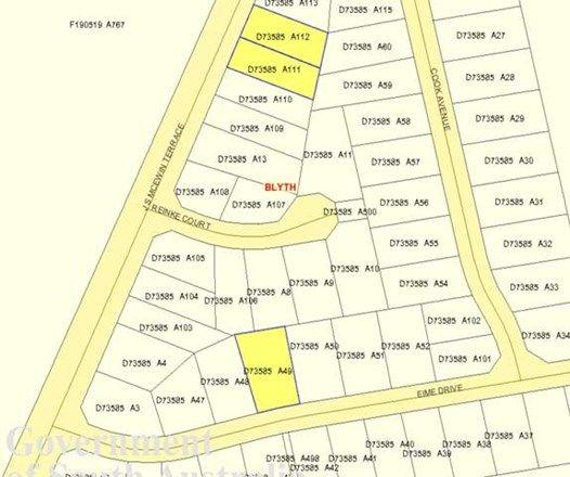 Various Lots Benbournie Estate, Blyth SA 5462, Image 0