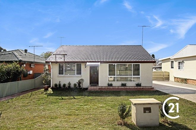 Picture of 39 Second Avenue, KINGSWOOD NSW 2747
