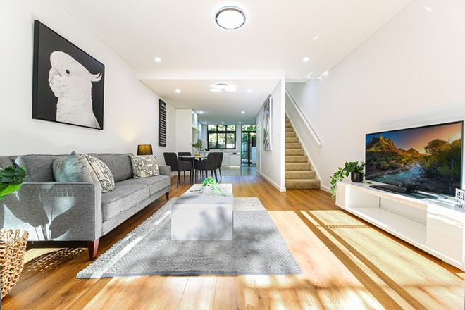 Picture of 18/6 Womerah Street, TURRAMURRA NSW 2074