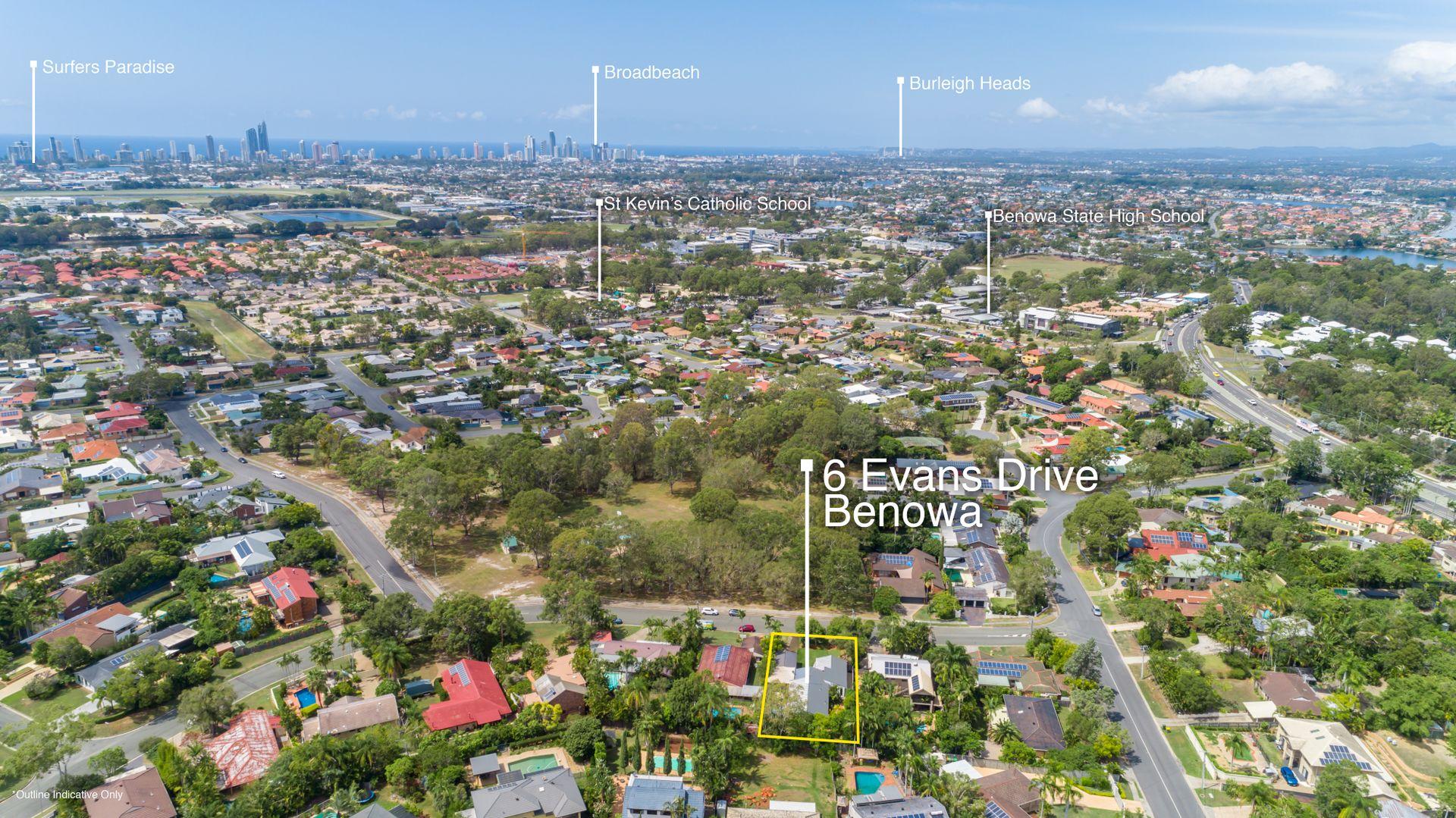 6 Evans Drive, Benowa QLD 4217, Image 0