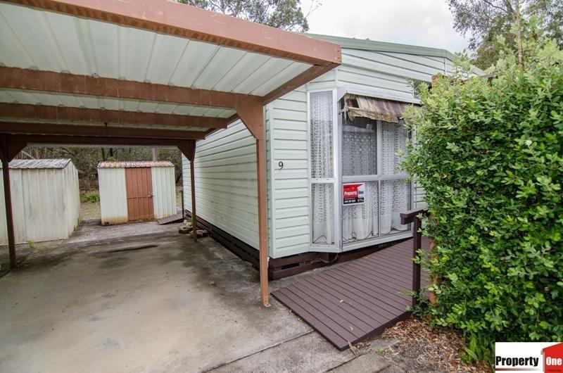 Site 9 Myola Caravan Park, Myola NSW 2540, Image 2