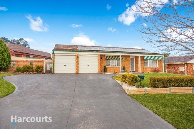 Picture of 16 Mezen Place, ST CLAIR NSW 2759