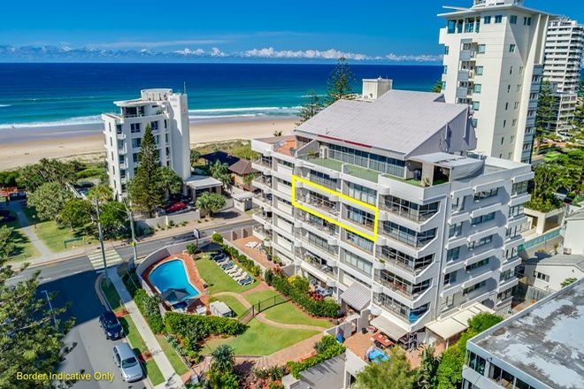 Picture of 6 Aubrey Street, SURFERS PARADISE QLD 4217