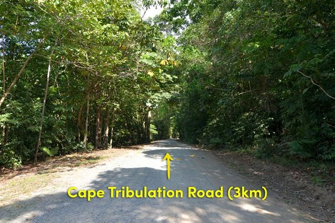Picture of Lot 18 Cape Kimberley Road, DAINTREE QLD 4873