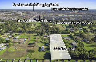 Picture of 26 Collison  Road, Cranbourne East VIC 3977