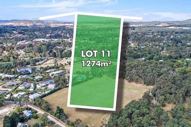 Picture of Lot 11 Edna Walling Boulevard (Woodland Views), WOODEND VIC 3442
