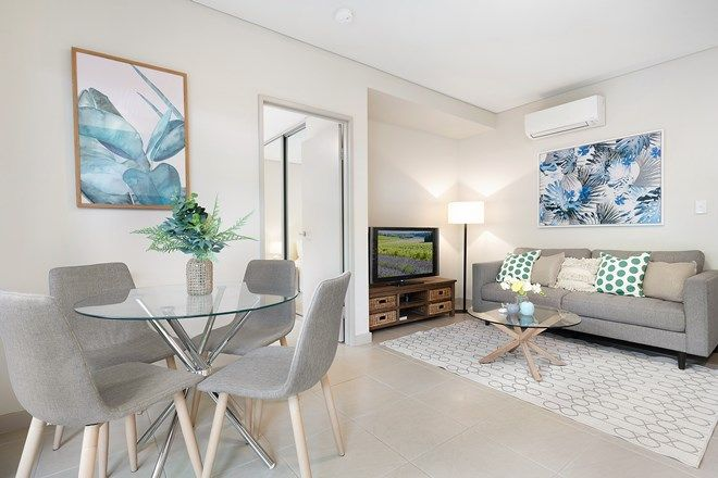 Picture of G06/1-15 West Street, PETERSHAM NSW 2049
