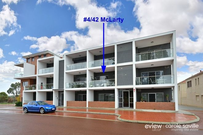 Picture of 4/42 McLarty  Avenue, JOONDALUP WA 6027