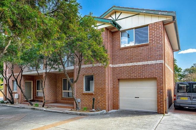 Picture of 4/14-16 Short Street, WENTWORTHVILLE NSW 2145