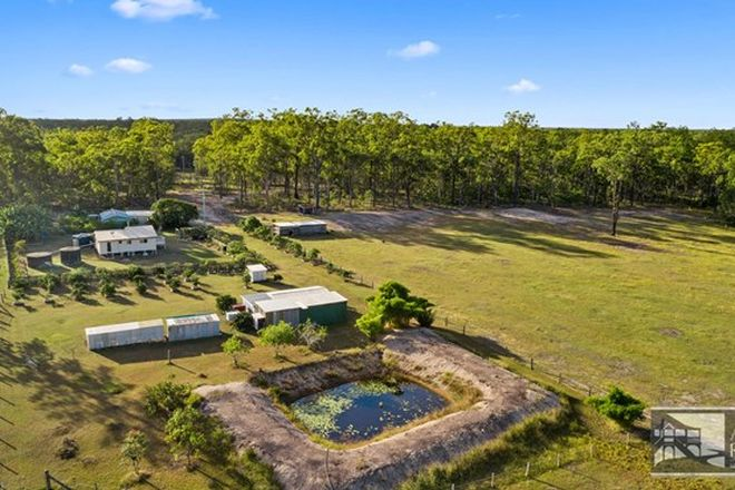 Picture of 213 Old Gayndah Rd, DUNMORA QLD 4650