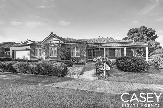 Picture of 26 Rosslare Place, CRANBOURNE VIC 3977