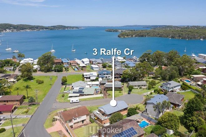 Picture of 3 Ralfe Crescent, KILABEN BAY NSW 2283