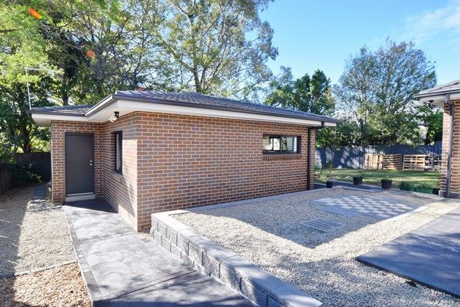 Picture of 195A Marsden Rd, CARLINGFORD NSW 2118