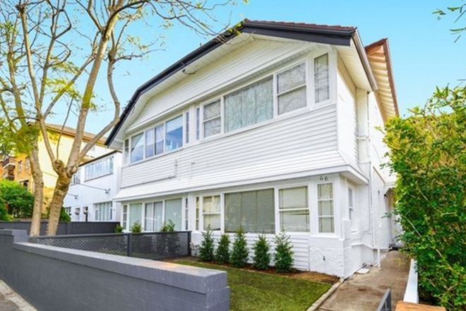 Picture of 4/70 Mount Street, COOGEE NSW 2034