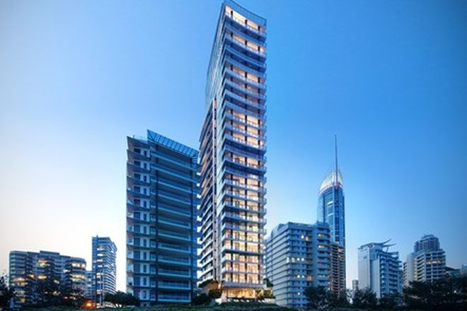 Picture of 902/3 Northcliffe Terrace, SURFERS PARADISE QLD 4217