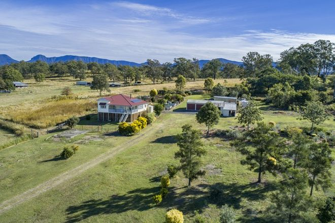 Picture of 169 Niebling Road, TAROME QLD 4309