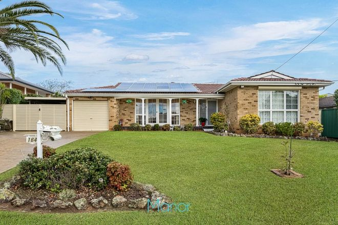 Picture of 164 Seven Hills Road, BAULKHAM HILLS NSW 2153
