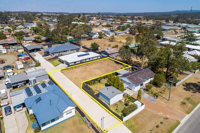 Picture of 21A Wyndham Street, EAST BRANXTON NSW 2335