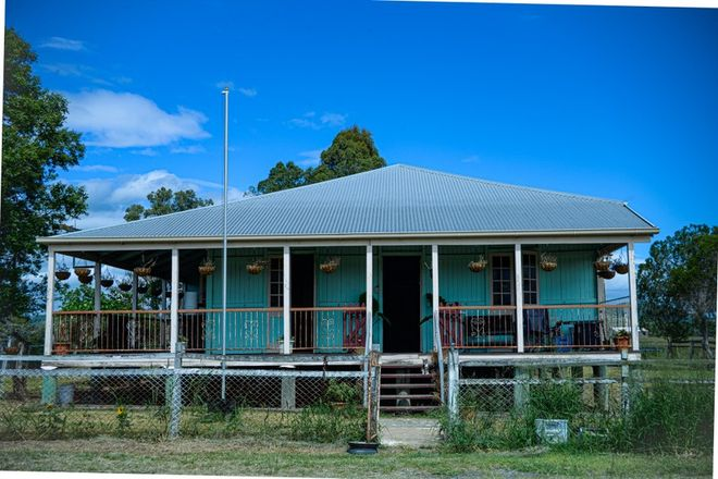 Picture of 303 Lowood Minden Road, TARAMPA QLD 4311