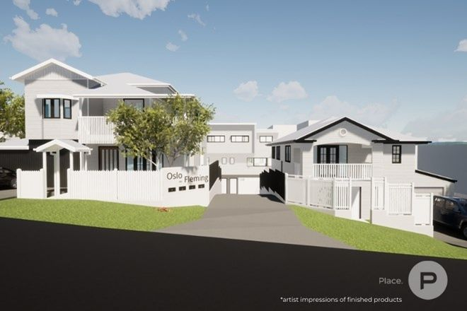 Picture of 1 & 3/49-53 Fleming Road, HERSTON QLD 4006