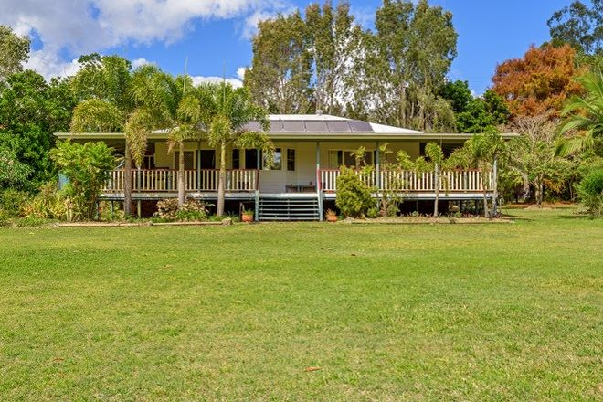 Picture of 3689 Tin Can Bay Road, WALLU QLD 4570