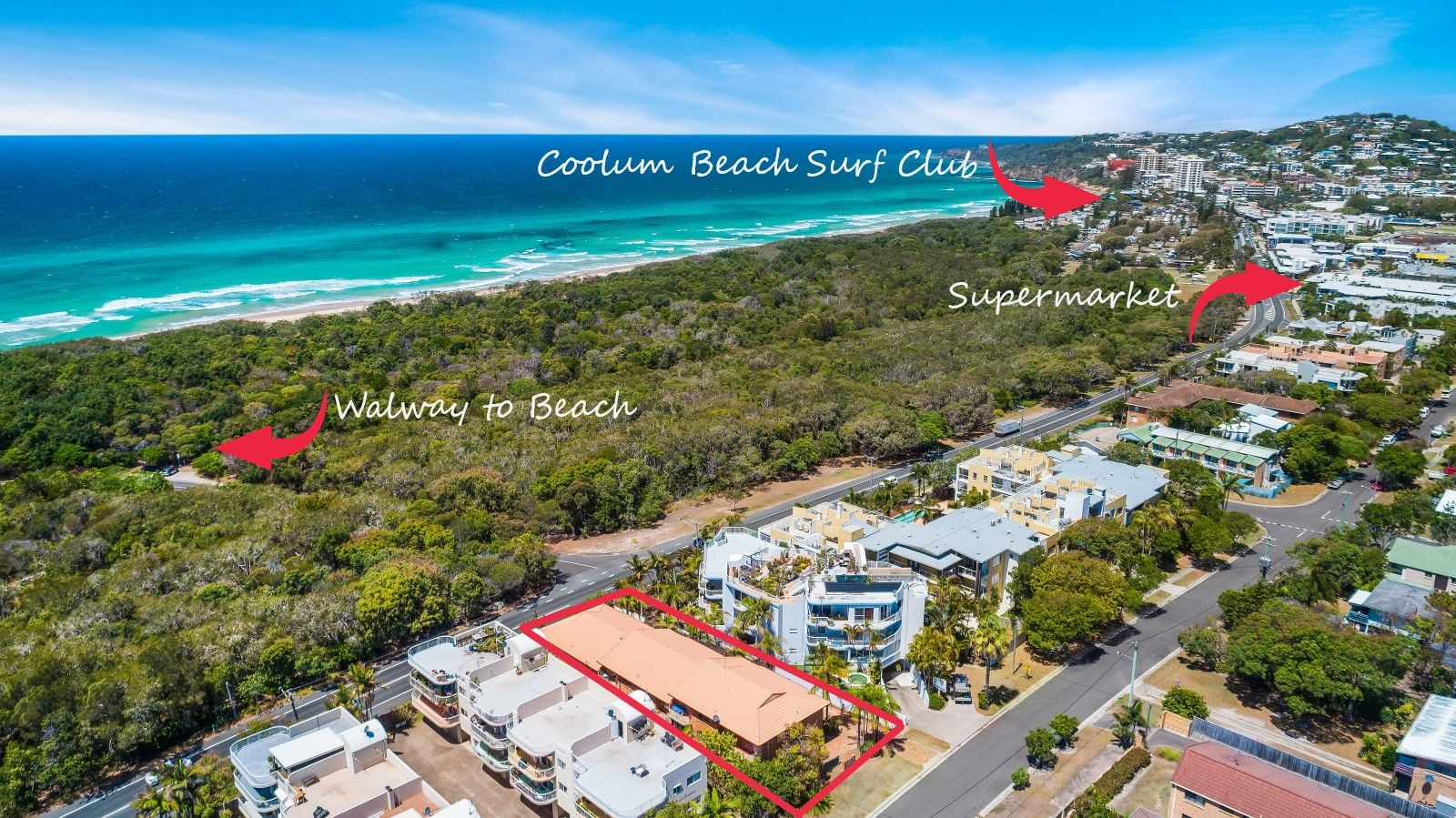 3/36 First  Avenue, Coolum Beach QLD 4573, Image 2
