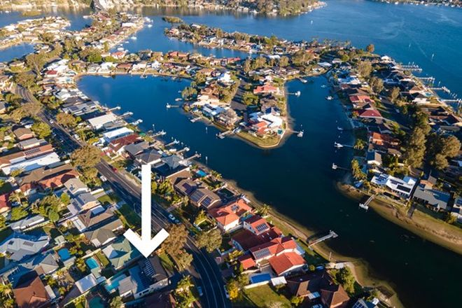 Picture of 83 Helmsman Boulevard, ST HUBERTS ISLAND NSW 2257