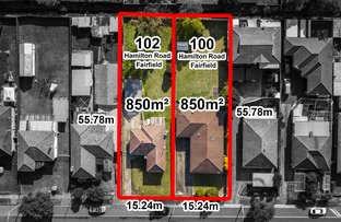 Picture of 100 & 102 Hamilton Road, Fairfield NSW 2165