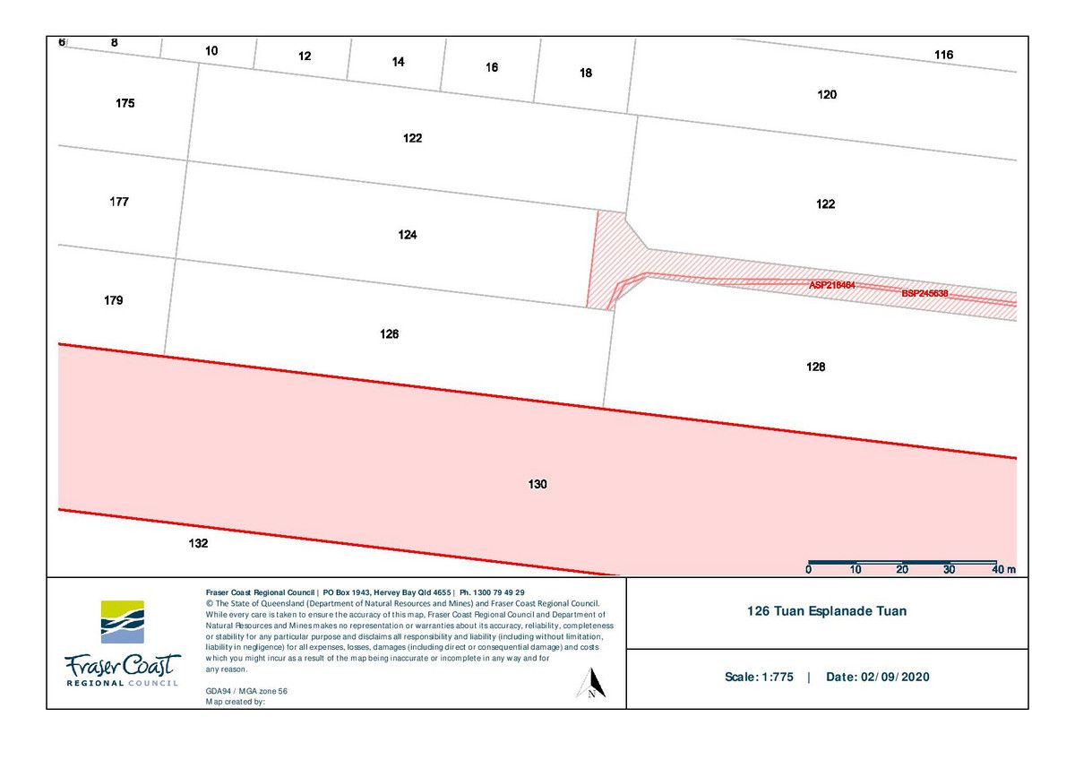 126 Tuan Esplanade, Tuan QLD 4650, Image 1