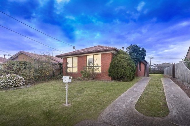 Picture of 6 Kingfisher Court, KINGS PARK VIC 3021
