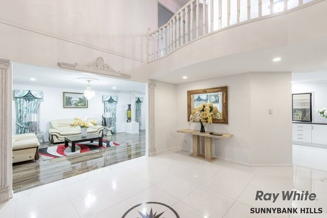 Picture of 10 Gumdale Place, SUNNYBANK HILLS QLD 4109