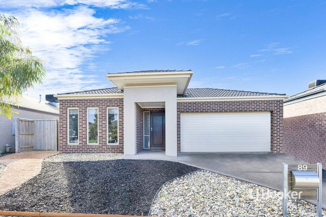 Picture of 89 Tristania Drive, POINT COOK VIC 3030