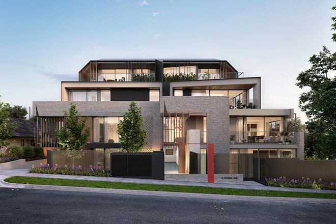 Picture of 212/6 Power Avenue, HAWTHORN VIC 3122