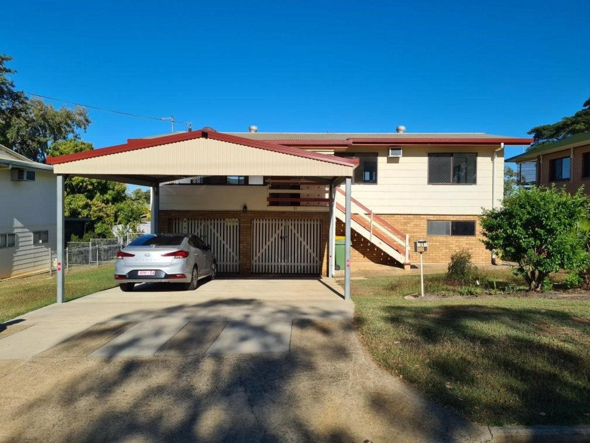 21 Whitman Street, Gracemere QLD 4702, Image 0